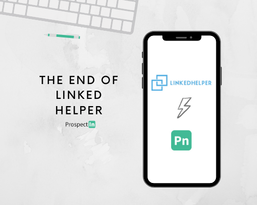 the end of linked helper
