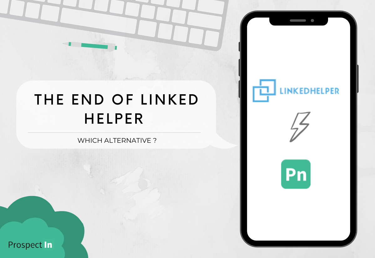 the end of linked helper which alternative