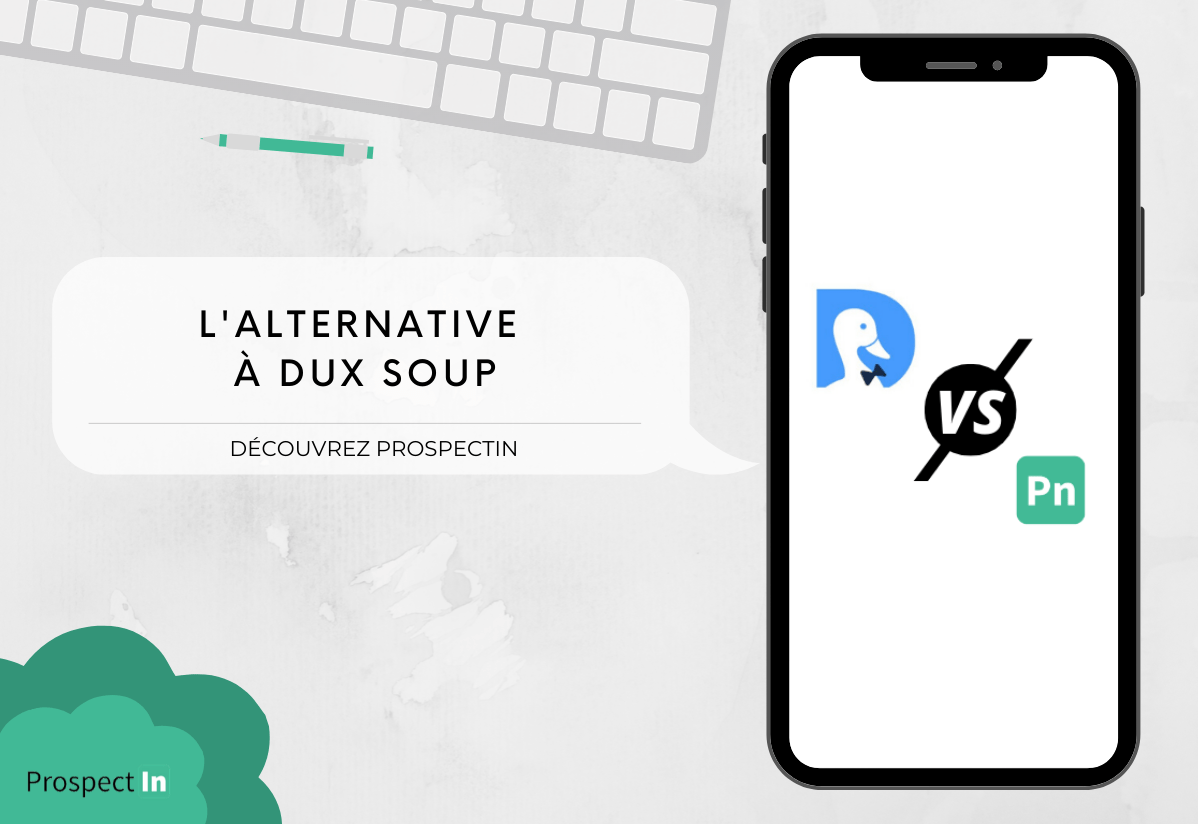 Dux soup vs prospectin