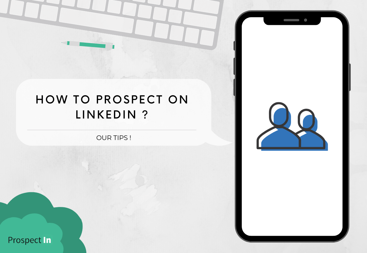 how to prospecting on linkedin