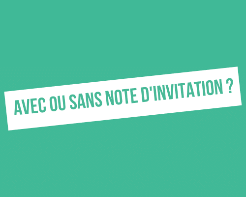 message d'invitation sur LinkedIn