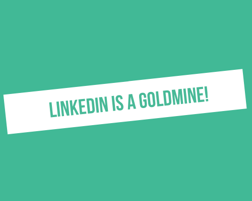 why and how to use linkedin for sales prospecting