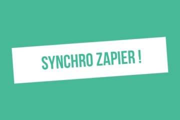 How to use the CRM synchronization feature with ProspectIn and Zapier?