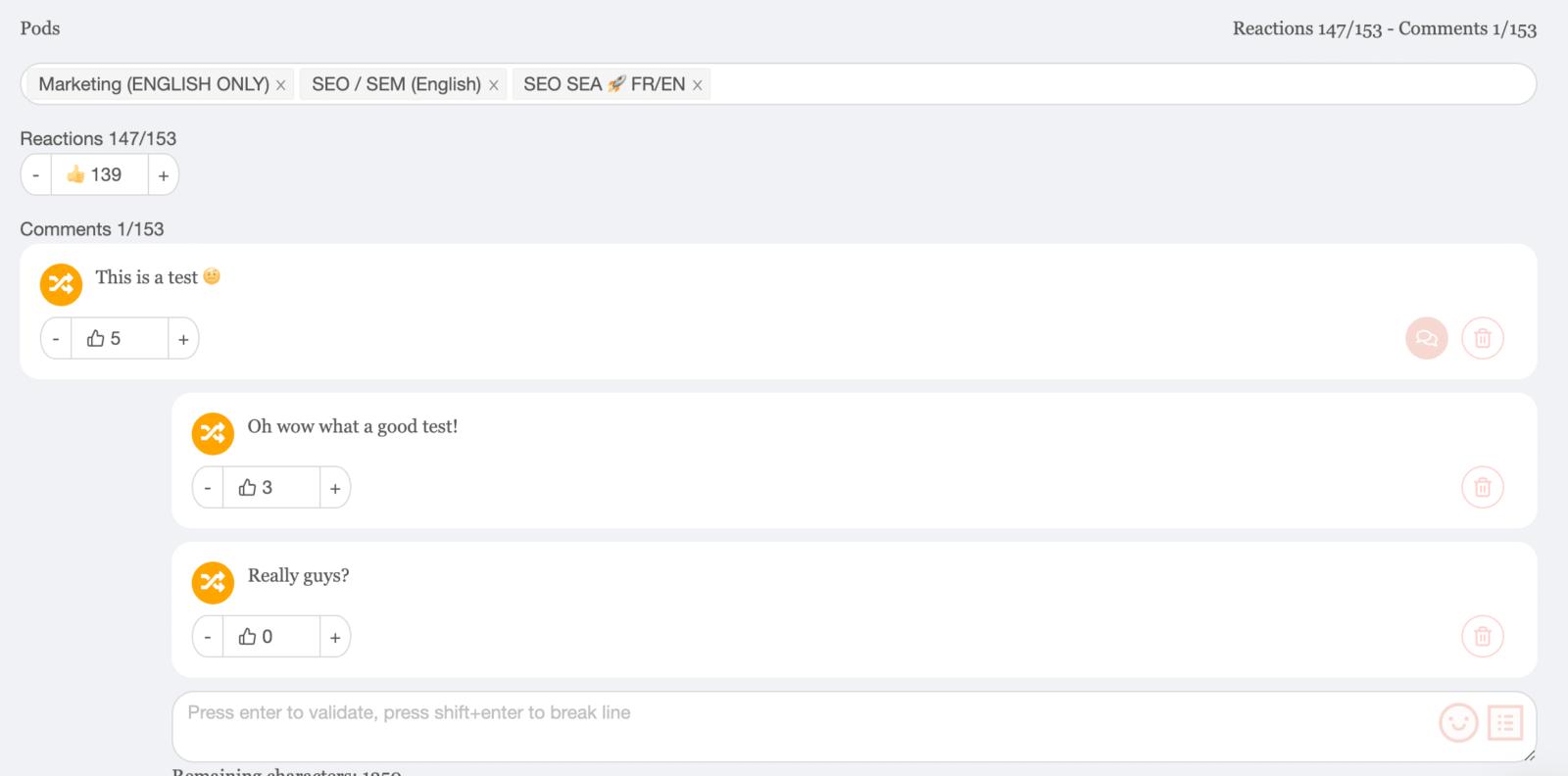 programmer des posts LinkedIn et obtenir des commentaires