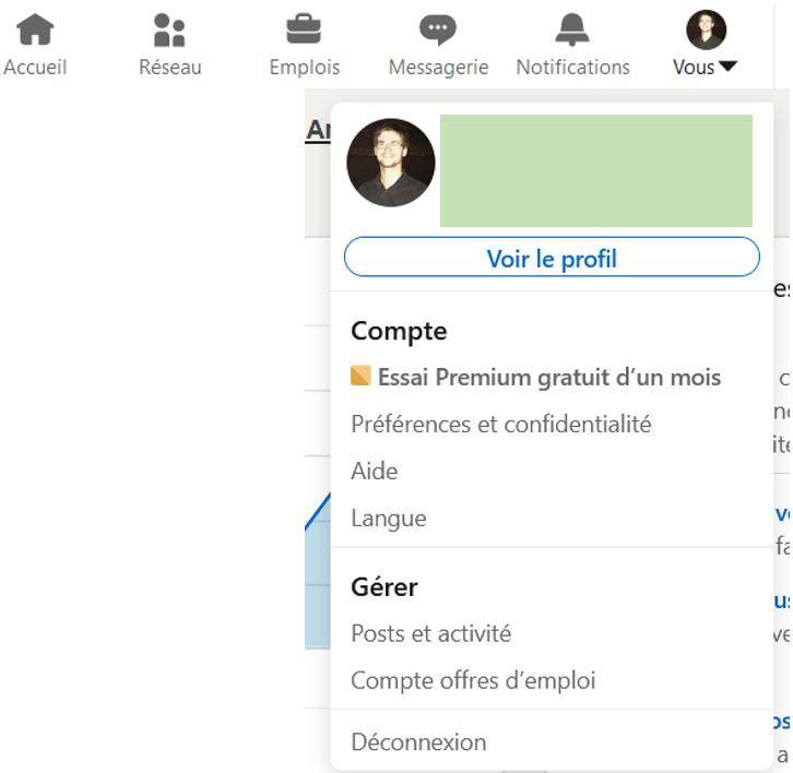 Exporter ses contacts depuis LinkedIn