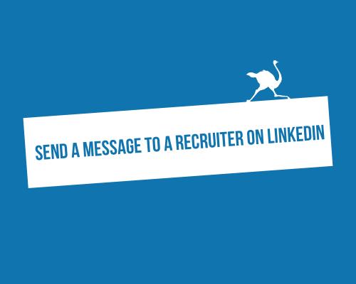 linkedin-message-recruiter