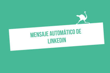 mensaje de linkedin