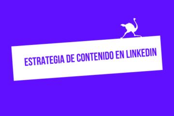 estrategia contenido linkedin