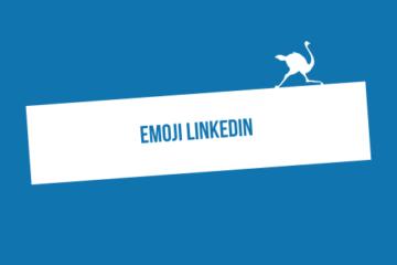 LinkedIn emoji: the list to copy and paste