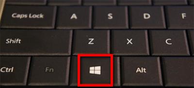 raccourci clavier windows
