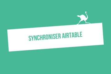 Synchronisation ProspectIn avec Airtable (via Zapier)
