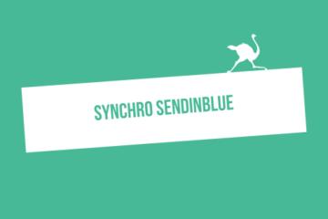 Comment synchroniser Sendiblue à Prospectin ? (Via l'outil Zapier)
