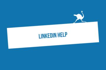linkedin help assistance