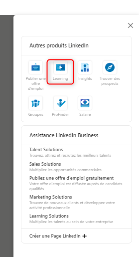linkedin learning login