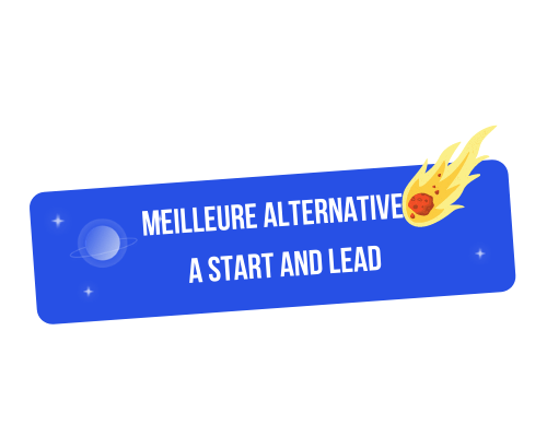 Waalaxy est la meilleure alternative à Start and Lead
