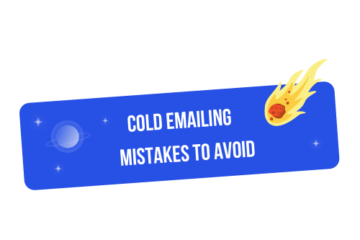 14 mistakes to avoid in cold emailing