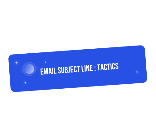 How to write killer email subject lines?
